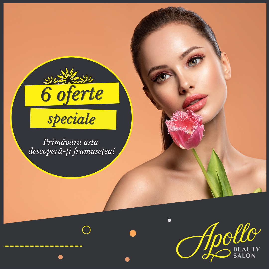 servicii apollo beauty salon balotesti