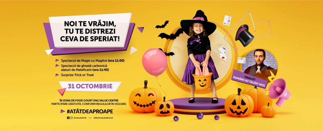 halloween eveniment copii